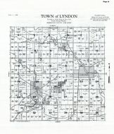 Lyndon Township, Cascade, Winooski, Waldo, Sheboygan County 1941